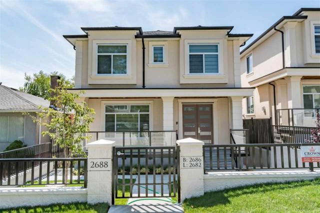 2688 E 57TH Avenue, Vancouver, BC V5S 2A8 (#R2391074) :: Macdonald Realty