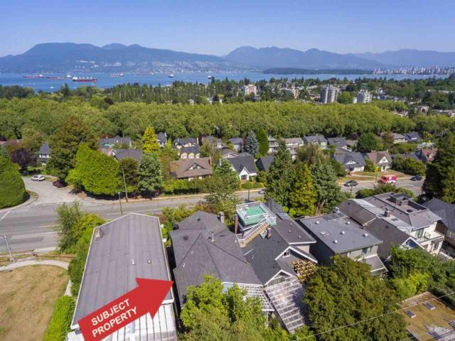 3894 W 10TH Avenue, Vancouver, BC V6R 2G7 (#R2395093) :: Aedis Realty