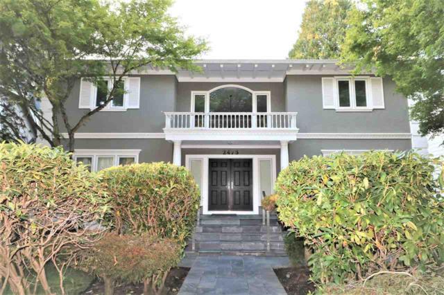 2475 W 35TH Avenue, Vancouver, BC V6M 1J7 (#R2396080) :: Vancouver Real Estate
