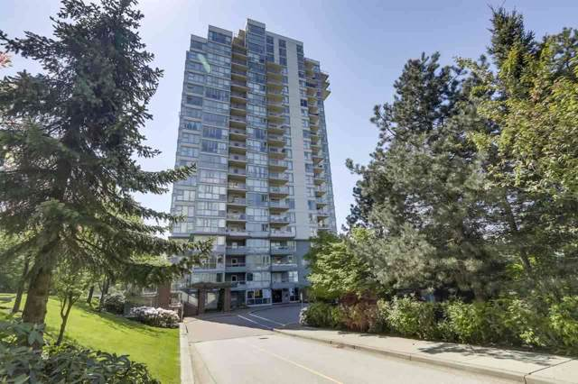 235 Guildford Way #1105, Port Moody, BC V3H 5L8 (#R2422707) :: Ben D'Ovidio Personal Real Estate Corporation | Sutton Centre Realty