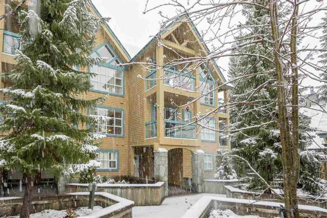 4865 Painted Cliff Drive #209, Whistler, BC V0N 1B4 (#R2424717) :: RE/MAX City Realty