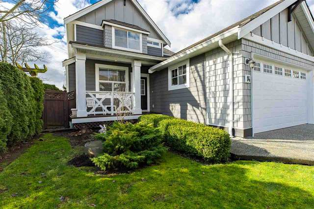 16825 60 Avenue #14, Surrey, BC V3S 4N6 (#R2436311) :: Homes Fraser Valley