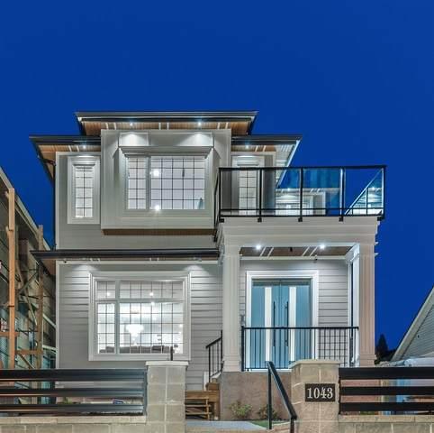 1043 Quadling Avenue, Coquitlam, BC V3K 2B1 (#R2446027) :: 604 Realty Group
