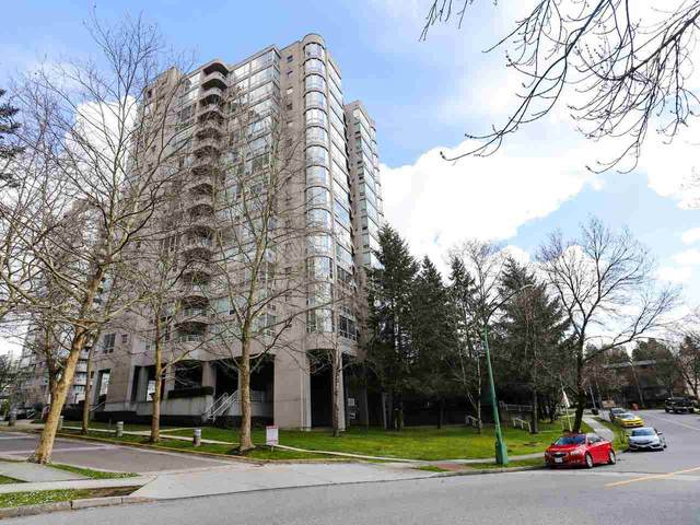 9623 Manchester Drive #1307, Burnaby, BC V3N 4Y8 (#R2448723) :: 604 Realty Group