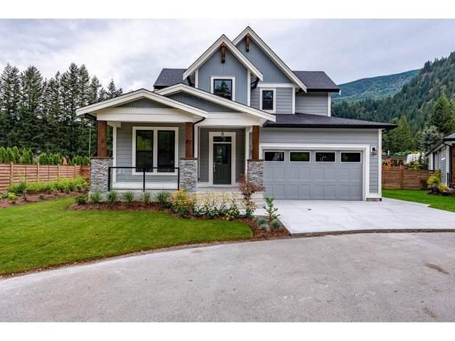 1885 Columbia Valley Road #67, Cultus Lake, BC V2R 1J8 (#R2465993) :: 604 Realty Group
