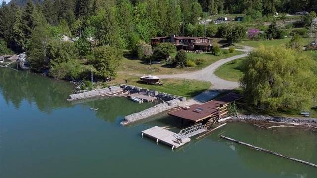 LOT 1 Lillooet Lake Forest Service Road, Pemberton, BC V0N 2K0 (#R2468146) :: 604 Home Group
