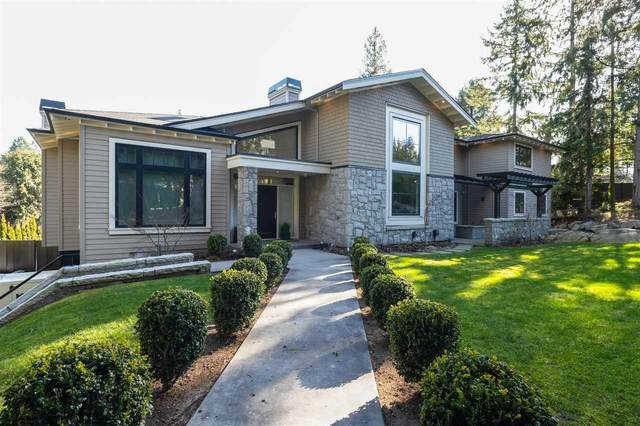 4558 Woodgreen Court, West Vancouver, BC V7S 2V7 (#R2492343) :: Initia Real Estate