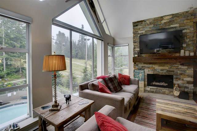 4910 Spearhead Place #406, Whistler, BC V0N 1B4 (#R2497525) :: Ben D'Ovidio Personal Real Estate Corporation | Sutton Centre Realty