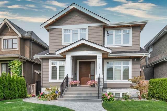 2829 W 23RD Avenue, Vancouver, BC V6L 1P2 (#R2498394) :: Initia Real Estate