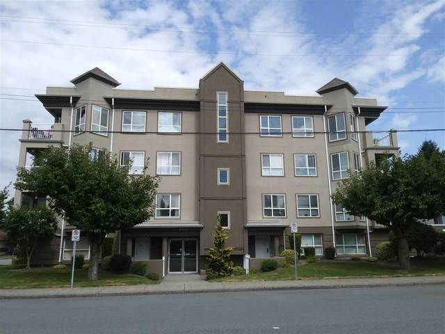 45773 Victoria Avenue #304, Chilliwack, BC V2P 2T4 (#R2499371) :: Premiere Property Marketing Team