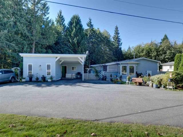 1123 Flume Road #26, Roberts Creek, BC V0N 2W2 (#R2499410) :: Premiere Property Marketing Team