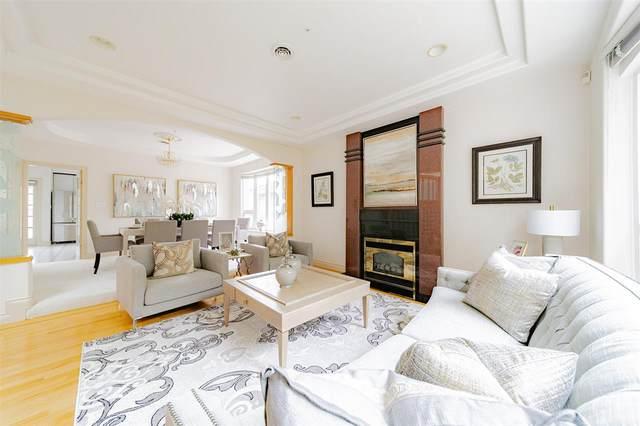 2138 W 19TH Avenue, Vancouver, BC V6L 1C2 (#R2499614) :: Ben D'Ovidio Personal Real Estate Corporation | Sutton Centre Realty