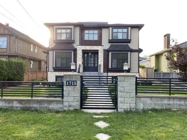 1715 Sherlock Avenue, Burnaby, BC V5A 2M9 (#R2500360) :: Homes Fraser Valley
