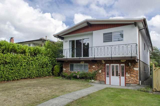 5740 Mckinnon Street, Vancouver, BC V5R 4E1 (#R2500748) :: Ben D'Ovidio Personal Real Estate Corporation | Sutton Centre Realty