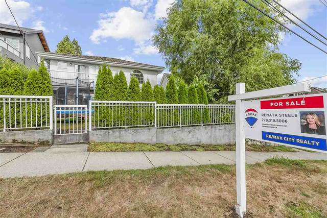 353 Alberta Street, New Westminster, BC V3L 3J4 (#R2502331) :: Ben D'Ovidio Personal Real Estate Corporation | Sutton Centre Realty