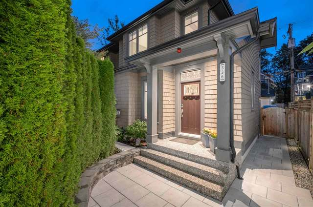 336 W 14TH Avenue, Vancouver, BC V5Y 1X4 (#R2502687) :: 604 Home Group