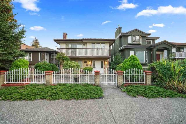 4380 Union Street, Burnaby, BC V5C 2X6 (#R2505810) :: 604 Home Group