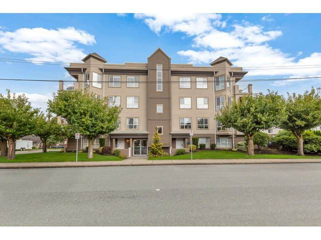 45773 Victoria Avenue #304, Chilliwack, BC V2P 2T4 (#R2507129) :: Initia Real Estate