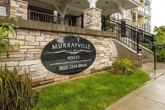 5020 221A Street #112, Langley, BC V2Y 0V5 (#R2507517) :: 604 Home Group