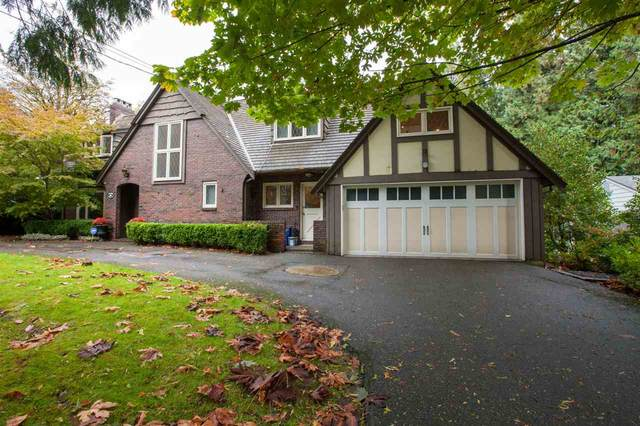4680 N Piccadilly Road, West Vancouver, BC V7W 1E2 (#R2508077) :: Initia Real Estate