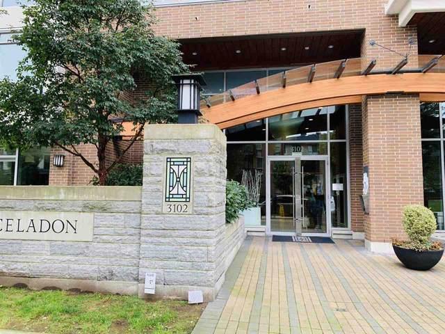 3102 Windsor Gate #2503, Coquitlam, BC V3B 0J3 (#R2509052) :: Initia Real Estate