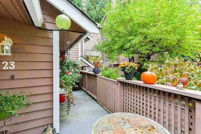 9000 Ash Grove Crescent #23, Burnaby, BC V5A 4L8 (#R2510012) :: Homes Fraser Valley