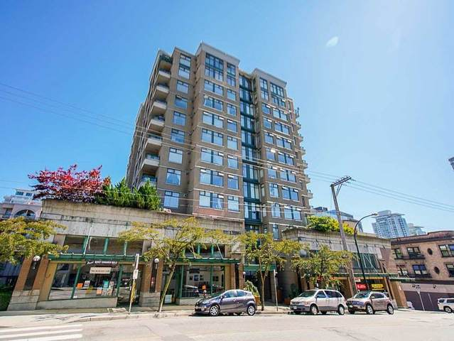 720 Carnarvon Street #706, New Westminster, BC V3M 6S2 (#R2510052) :: 604 Home Group