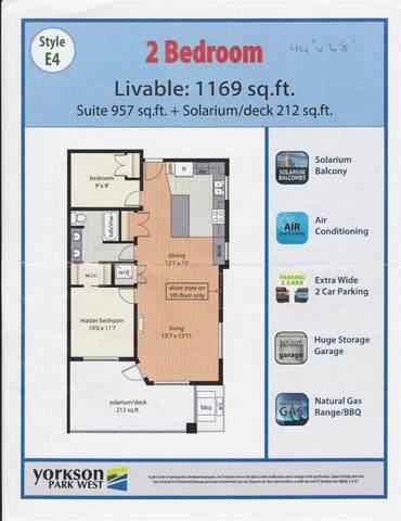 20328 86 Avenue #503, Langley, BC V0V 0V0 (#R2511168) :: Ben D'Ovidio Personal Real Estate Corporation | Sutton Centre Realty