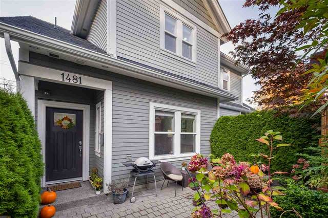 1481 E 20TH Avenue, Vancouver, BC V5N 2K5 (#R2511265) :: Initia Real Estate