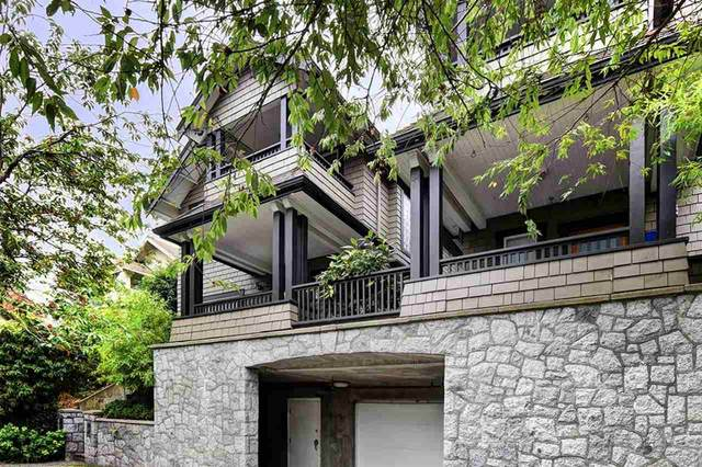 1168 W 7TH Avenue, Vancouver, BC V6H 1B4 (#R2512684) :: 604 Home Group