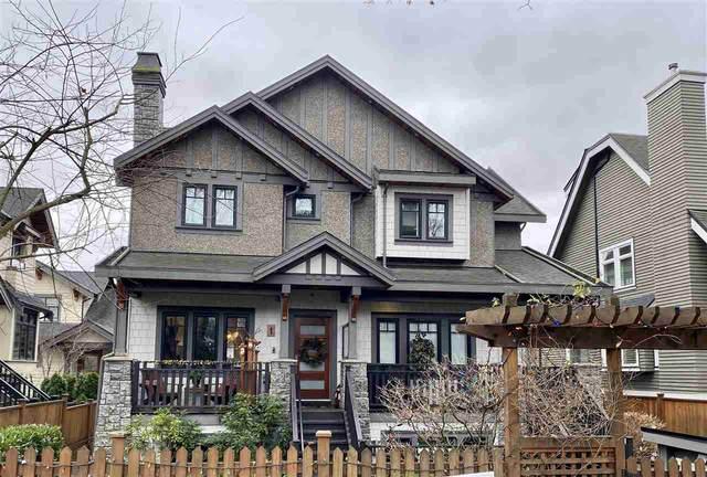 138 W 13TH Avenue #4, Vancouver, BC V5Y 1V7 (#R2526814) :: RE/MAX City Realty