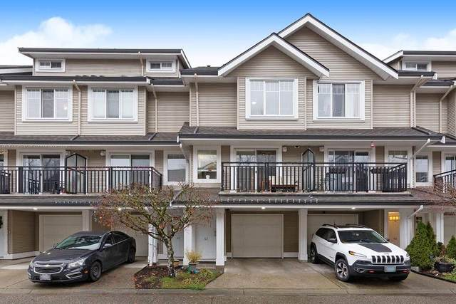 2927 Fremont Street #43, Port Coquitlam, BC V3B 7X8 (#R2528485) :: Ben D'Ovidio Personal Real Estate Corporation | Sutton Centre Realty