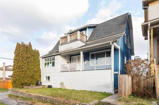2730 St. Catherines Street, Vancouver, BC V5T 3Y5 (#R2531899) :: RE/MAX City Realty