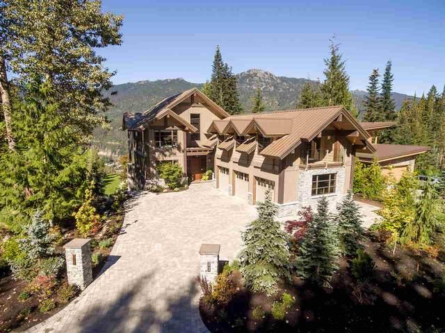 2923 Heritage Peaks Trail, Whistler, BC V8E 0L6 (#R2533570) :: Premiere Property Marketing Team