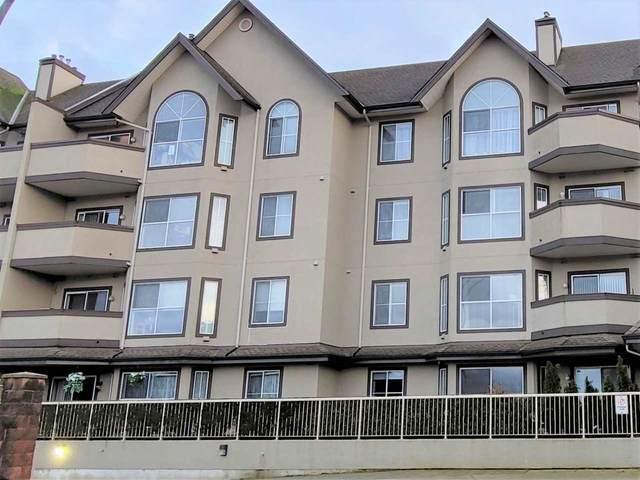 12464 191B Street #205, Pitt Meadows, BC V3Y 2P6 (#R2535072) :: RE/MAX City Realty