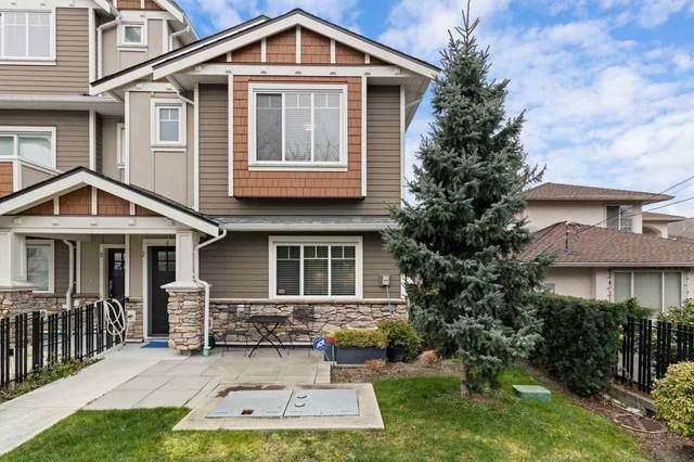6511 No. 2 Road #3, Richmond, BC V7C 3L4 (#R2537901) :: Macdonald Realty