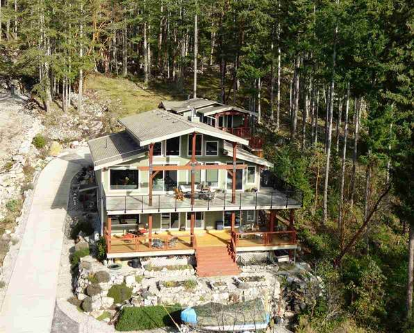 4227 Johnston Heights Drive, Garden Bay, BC V0N 1S1 (#R2538832) :: Initia Real Estate