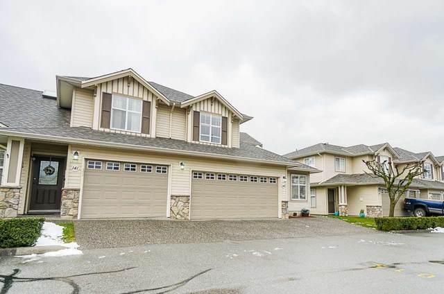 6450 Vedder Road #142, Chilliwack, BC V2R 5N7 (#R2539579) :: RE/MAX City Realty