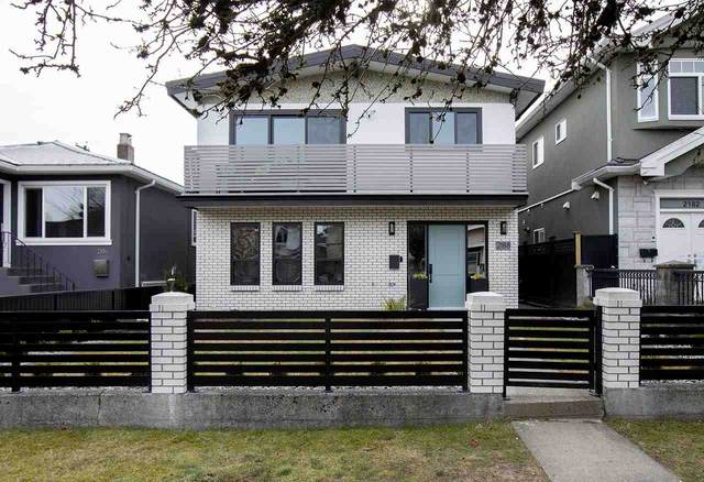 2188 Mannering Avenue, Vancouver, BC V5N 3C4 (#R2540550) :: RE/MAX City Realty