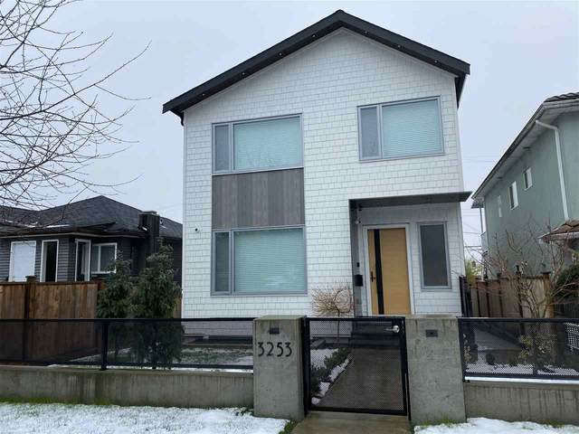 3253 E 22ND Avenue, Vancouver, BC V5M 2Z1 (#R2541364) :: RE/MAX City Realty