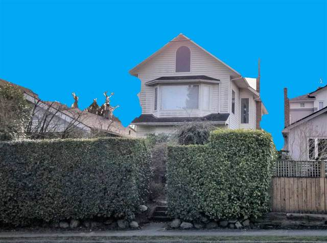 4454 W 4TH Avenue, Vancouver, BC V6R 1R1 (#R2542524) :: RE/MAX City Realty