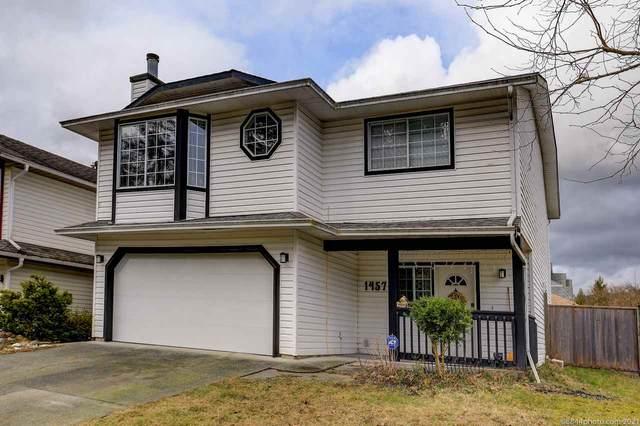 1457 Lincoln Drive, Port Coquitlam, BC V3B 7H1 (#R2542709) :: Macdonald Realty