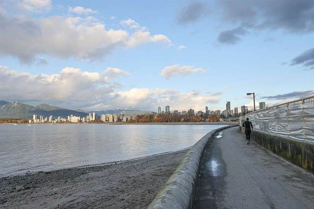 1575 Balsam Street #204, Vancouver, BC V6K 3L7 (#R2543148) :: Macdonald Realty