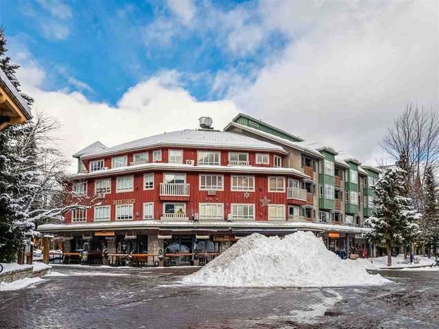 4314 Main Street #251, Whistler, BC V8E 1A8 (#R2543626) :: Macdonald Realty
