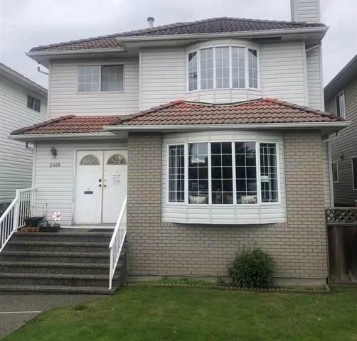2469 Charles Street, Vancouver, BC V5K 5G2 (#R2543635) :: RE/MAX City Realty