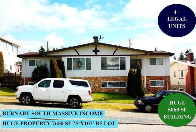 7642 Joffre Avenue, Burnaby, BC V5J 3K5 (#R2543864) :: Macdonald Realty