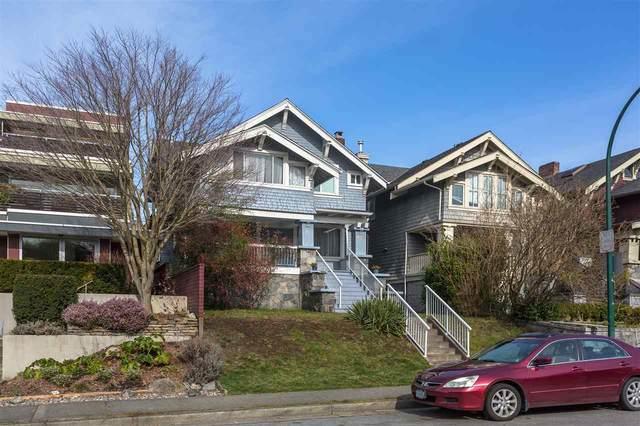 1935 Whyte Avenue, Vancouver, BC V6J 1B4 (#R2544125) :: Initia Real Estate