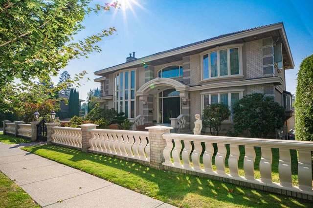 1408 W 48TH Avenue, Vancouver, BC V6M 2P2 (#R2544900) :: Macdonald Realty