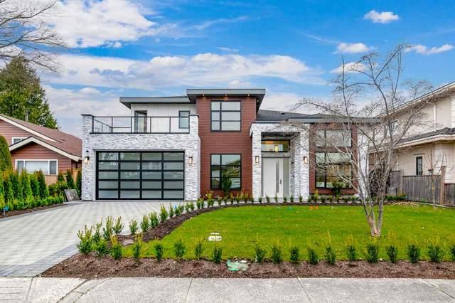 8511 Sierpina Drive, Richmond, BC V7A 4M8 (#R2545986) :: Macdonald Realty
