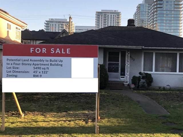 450 W 62ND Avenue, Vancouver, BC V5X 2E4 (#R2546589) :: Initia Real Estate